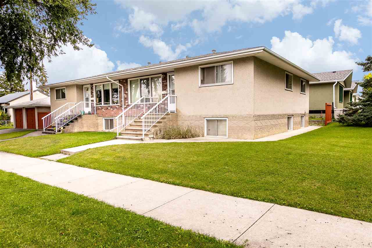 MLS® listing #E4174276 for sale located at 8603 & 8605 80 Street