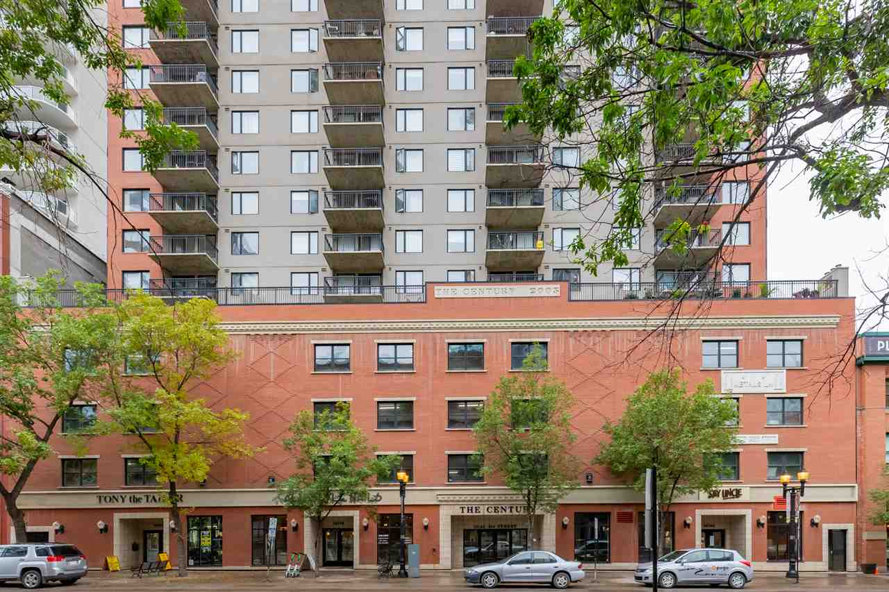 MLS® listing #E4174285 for sale located at 1504 10180 104 Street