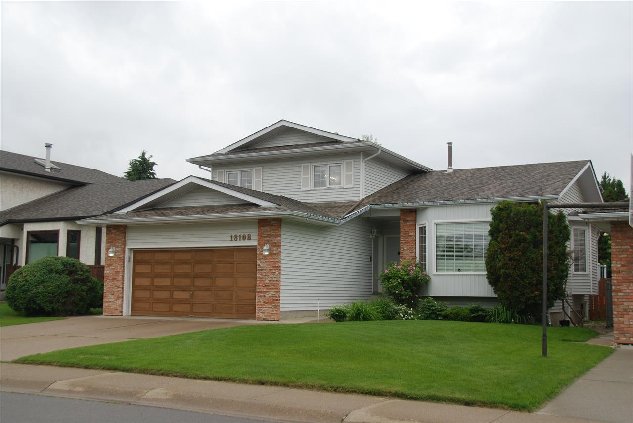 MLS® listing #E4174310 for sale located at 18108 58 Avenue