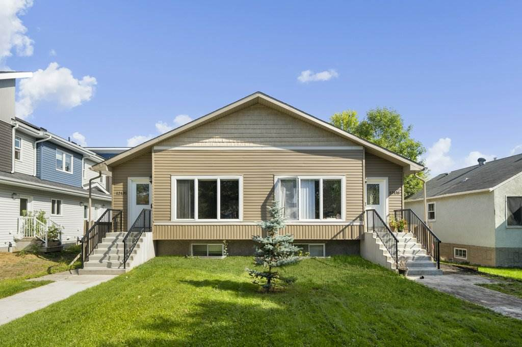 MLS® listing #E4174345 for sale located at 12135 & 12137 124 Street NW