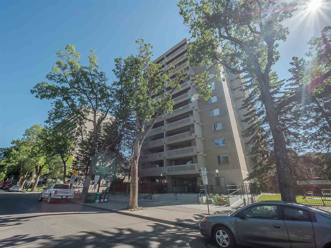 MLS® listing #E4174350 for sale located at 102 9809 110 Street