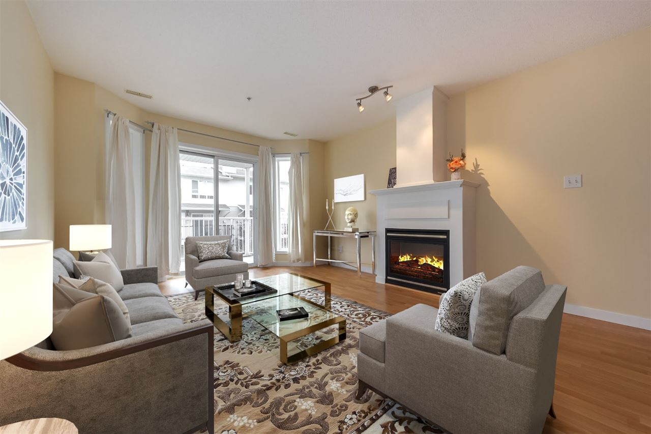 MLS® listing #E4174404 for sale located at 308 4312 139 Avenue