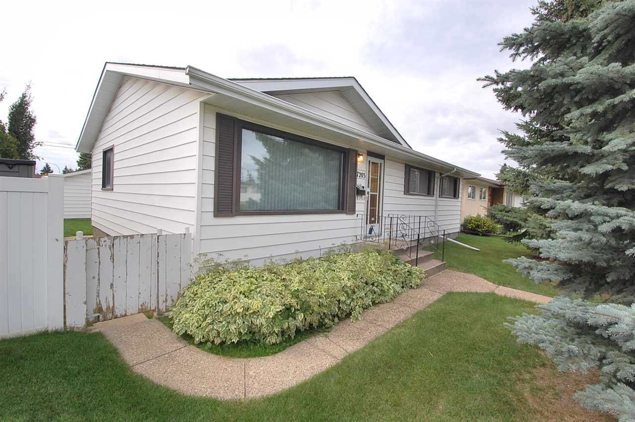MLS® listing #E4174522 for sale located at 7203 89 Avenue