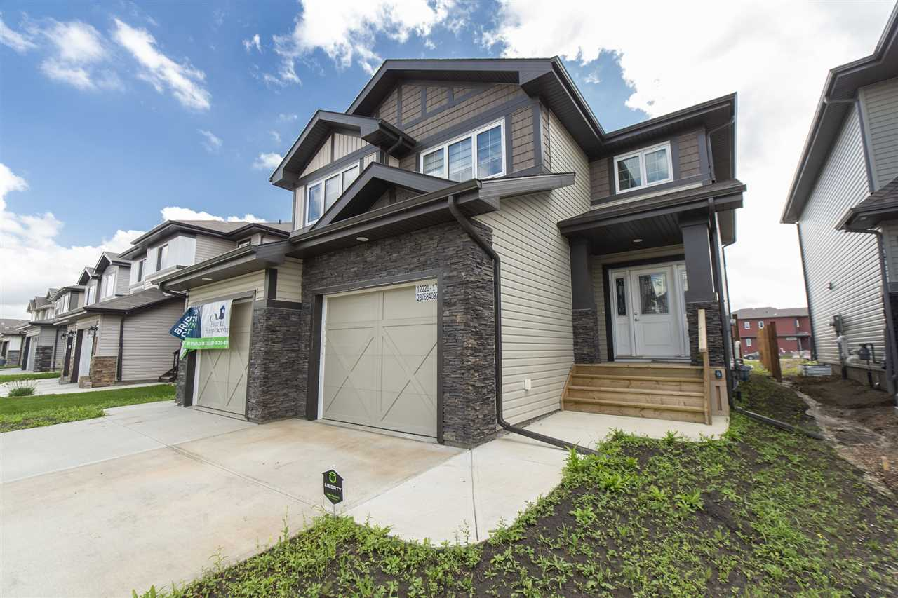MLS® listing #E4174552 for sale located at 12221 177 Avenue