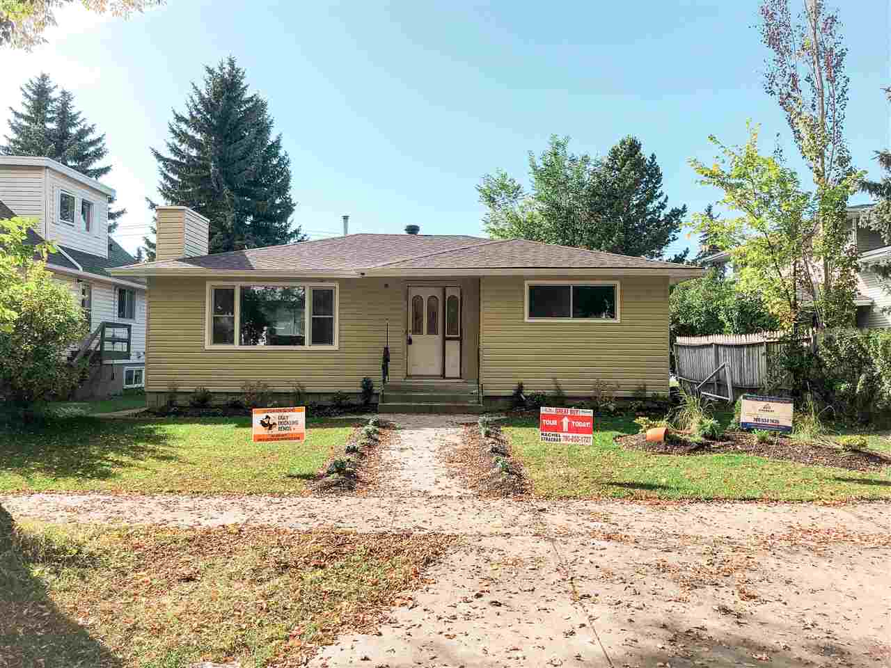MLS® listing #E4174565 for sale located at 9508 151 Street
