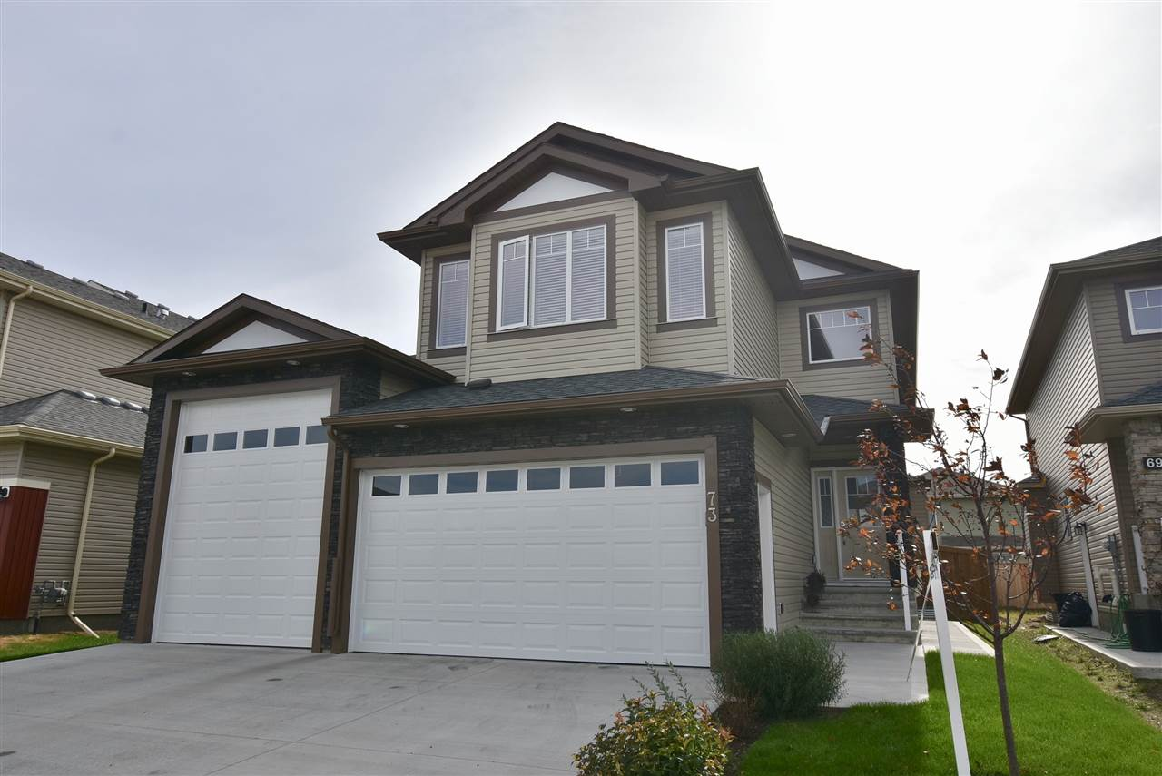 MLS® listing #E4174691 for sale located at 73 CARAGANA Way