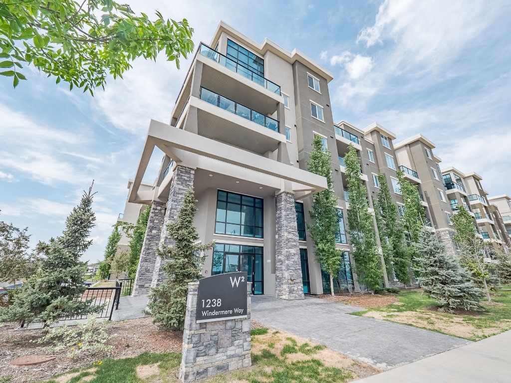 MLS® listing #E4174806 for sale located at 514 1238 WINDERMERE Way