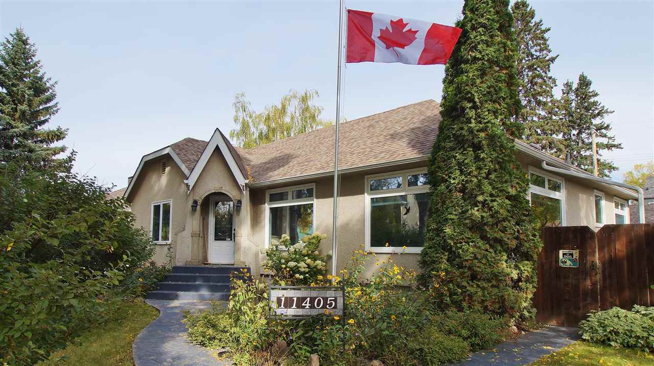 MLS® listing #E4174884 for sale located at 11405 67 Street