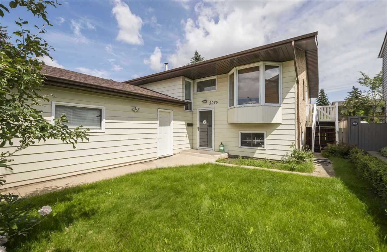 MLS® listing #E4174948 for sale located at 2035 49A Street