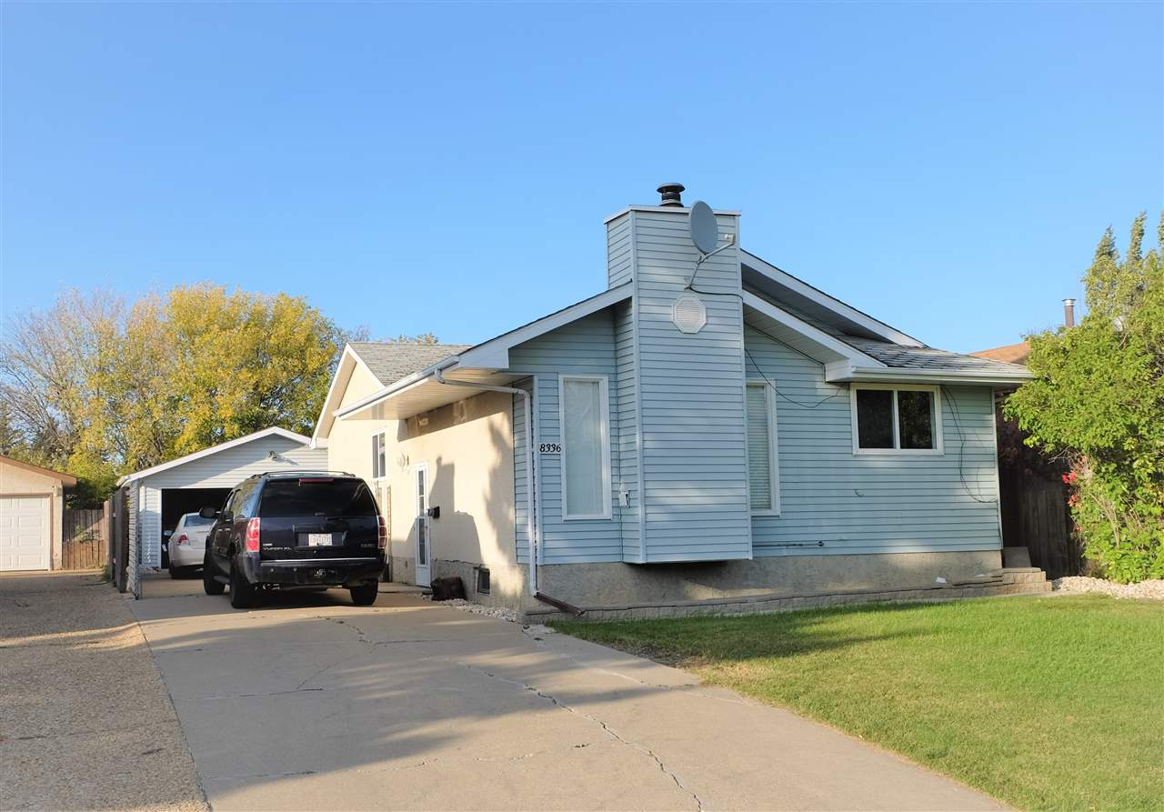 MLS® listing #E4174996 for sale located at 8336 152C Avenue