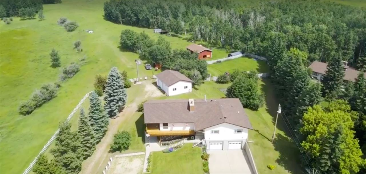 MLS® listing #E4175058 for sale located at 22 464079 RGE RD 244