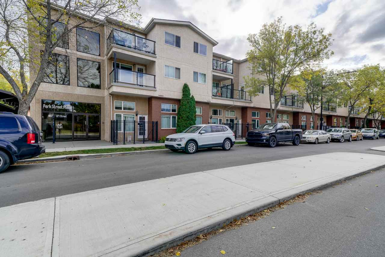 MLS® listing #E4175155 for sale located at 203 11033 127 Street