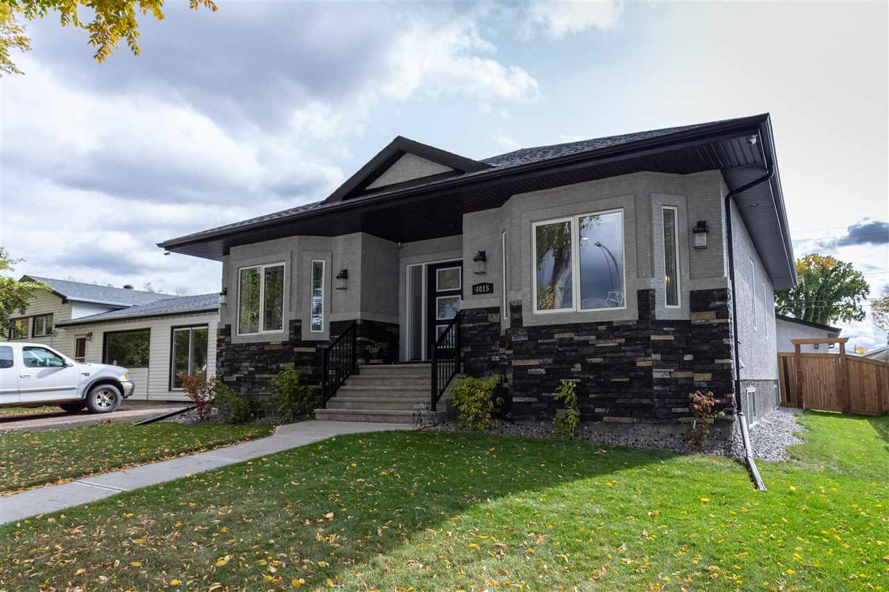 MLS® listing #E4175272 for sale located at 4015 112 Avenue