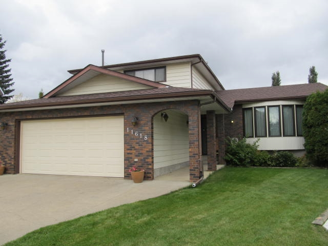 MLS® listing #E4175343 for sale located at 11618 138 Avenue