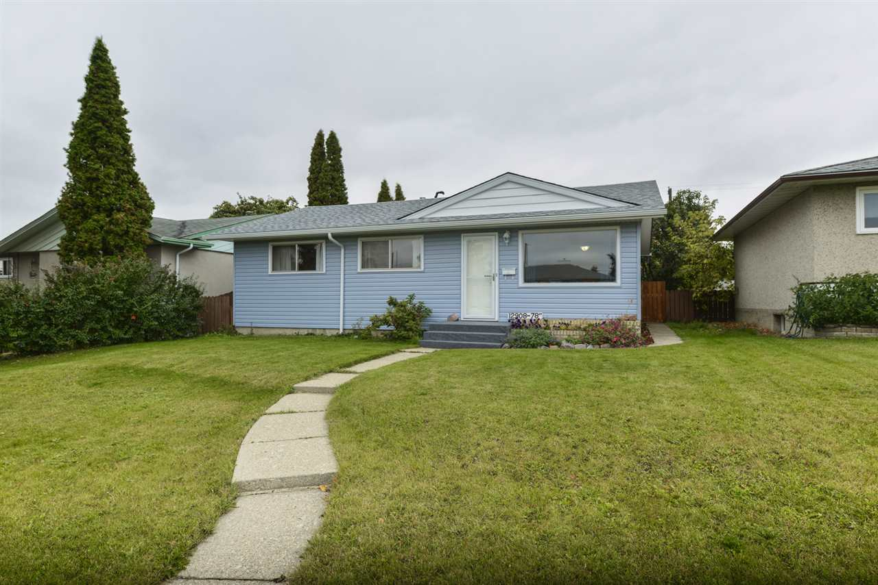 MLS® listing #E4175436 for sale located at 12908 78 Street