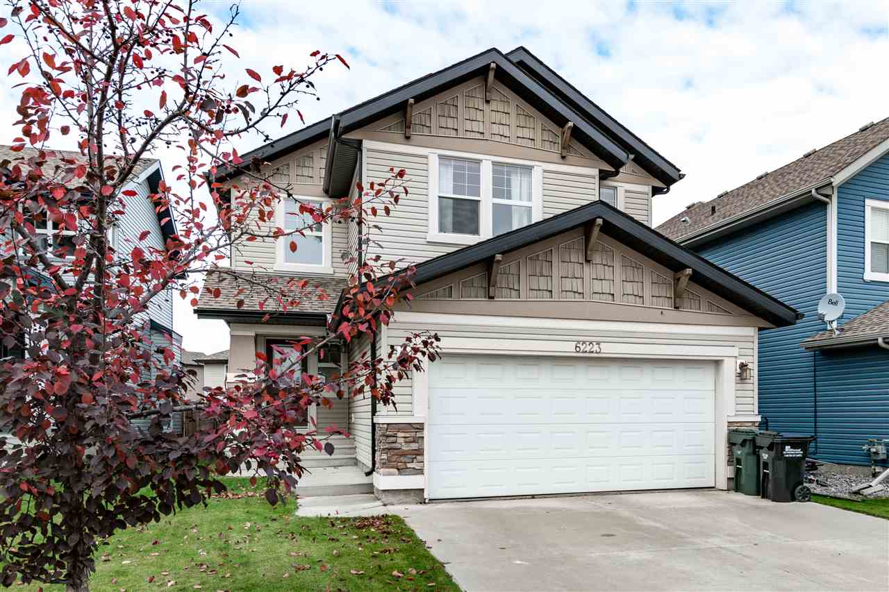 MLS® listing #E4175460 for sale located at 6223 Sunbrook Lane