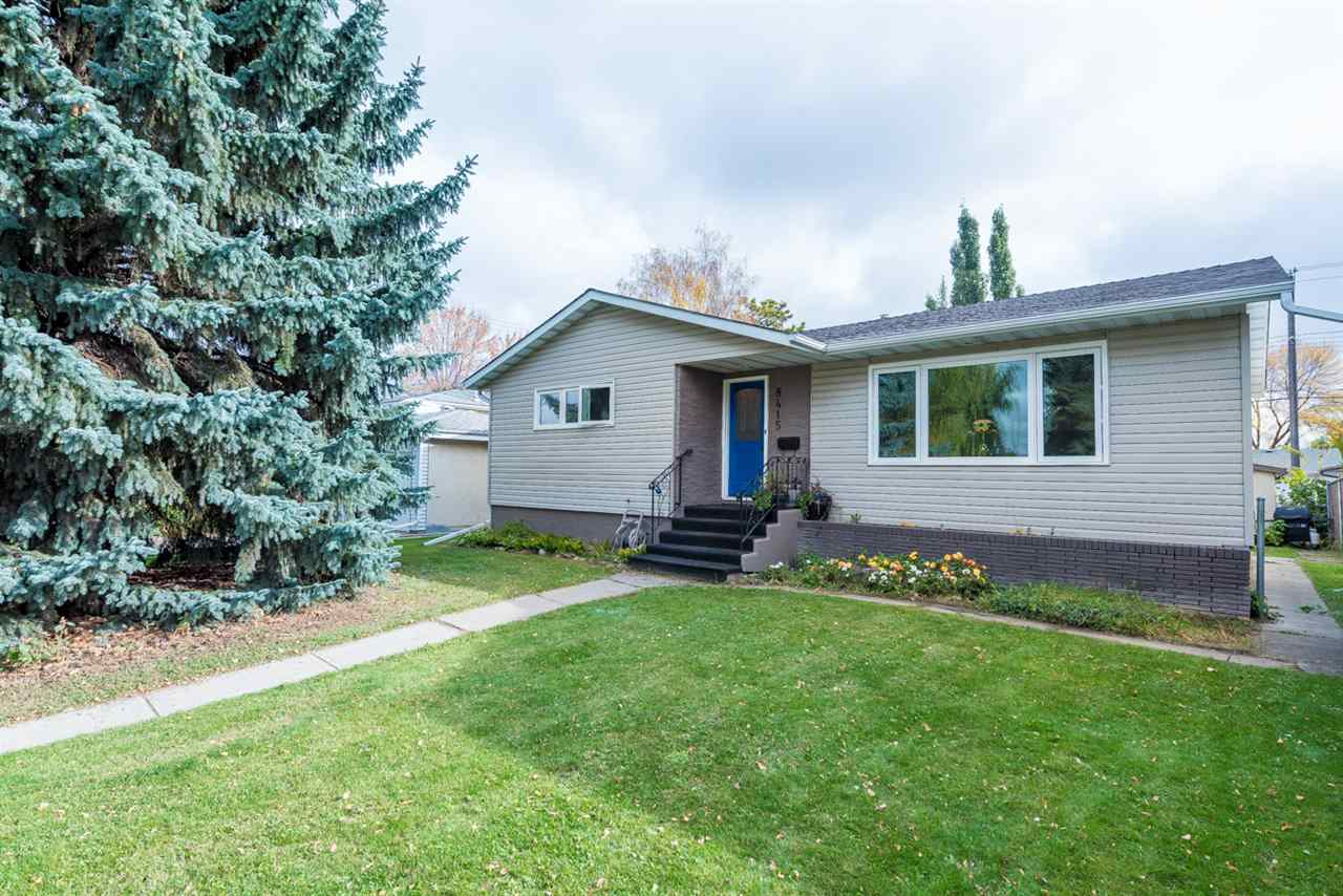 MLS® listing #E4175575 for sale located at 8415 72 Street