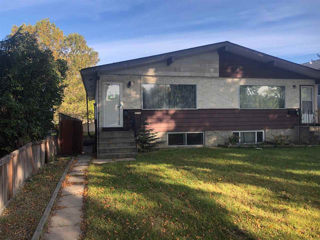 MLS® listing #E4175663 for sale located at 12745 116 Street