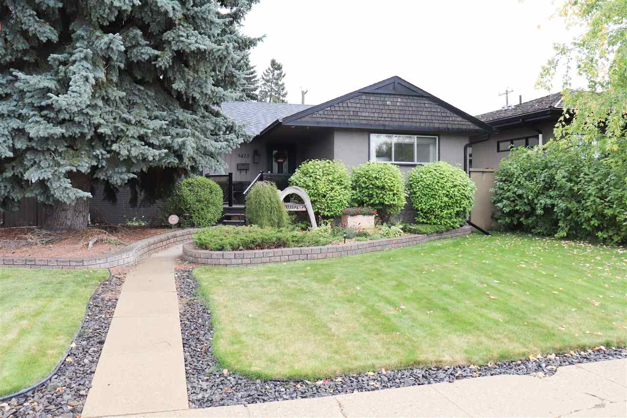 MLS® listing #E4175730 for sale located at 9415 74 Street