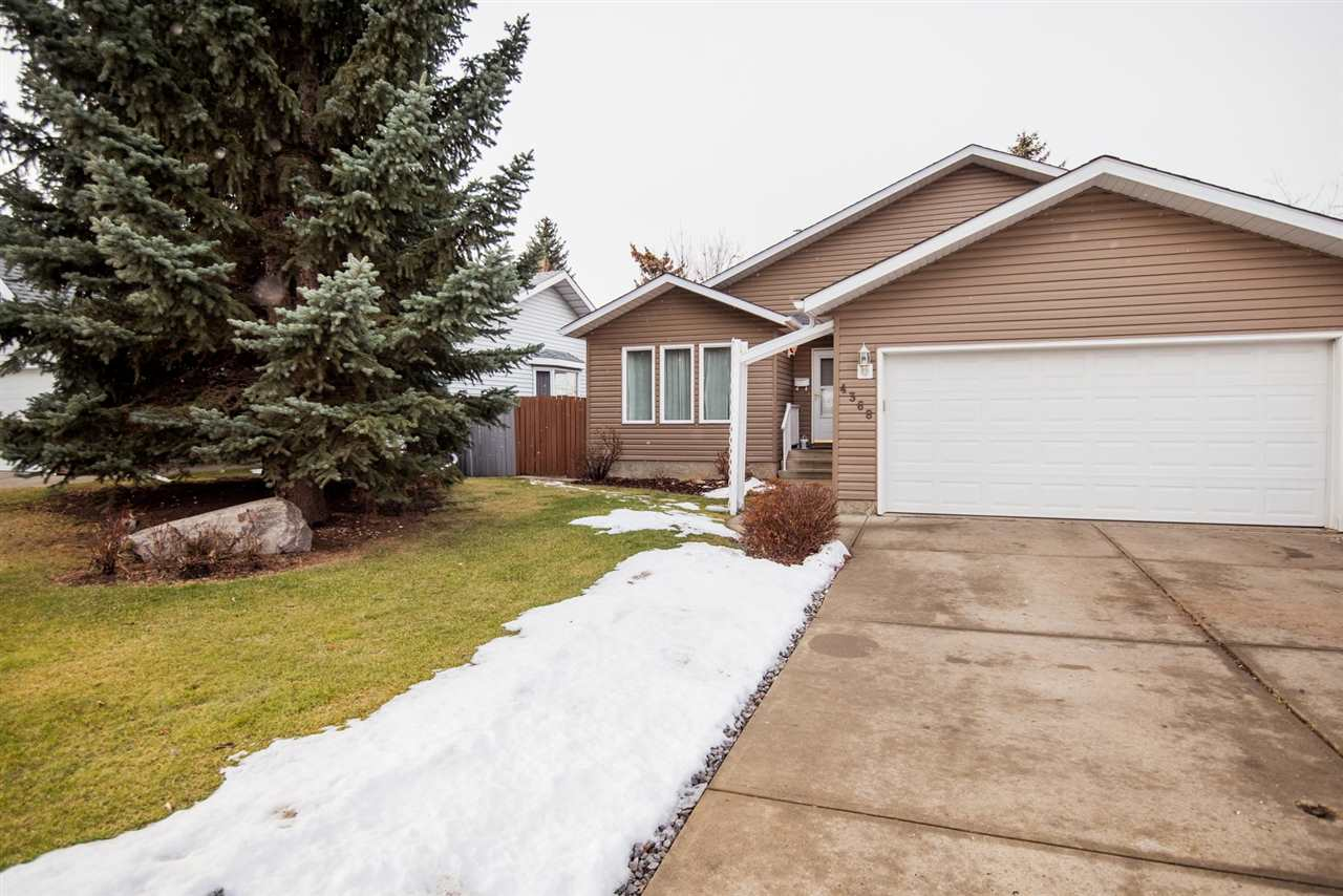 MLS® listing #E4175789 for sale located at 4368 33 Street