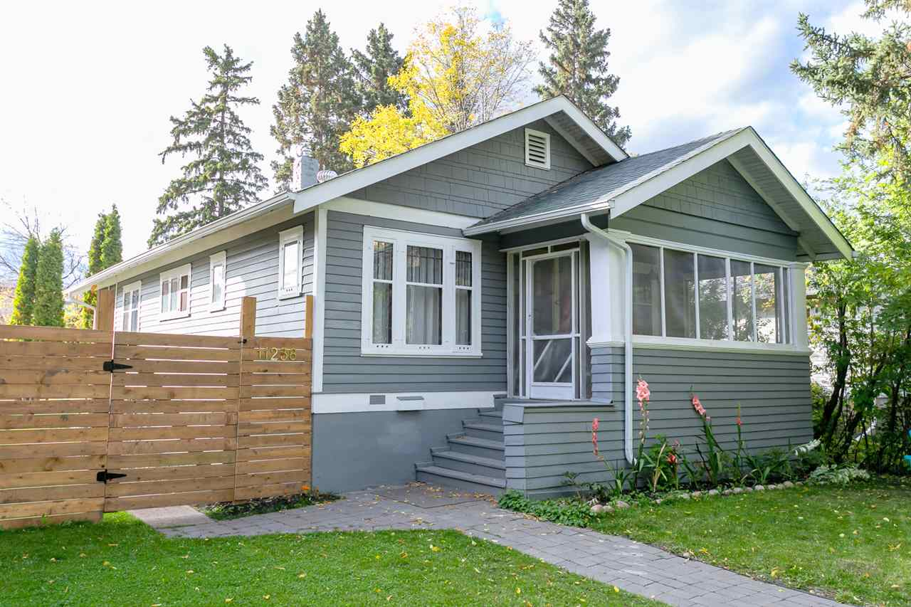 MLS® listing #E4175824 for sale located at 11238 123 Street