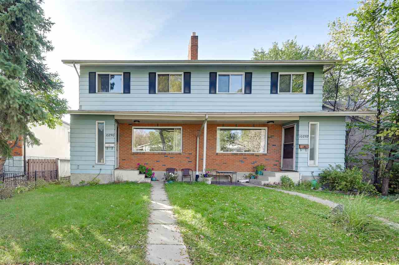 MLS® listing #E4175849 for sale located at 10232 10230 150 Street