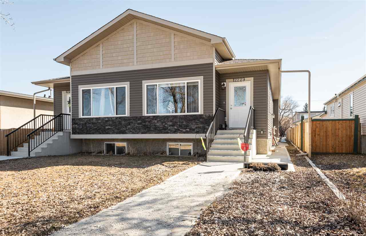 MLS® listing #E4175883 for sale located at 12229 83 Street