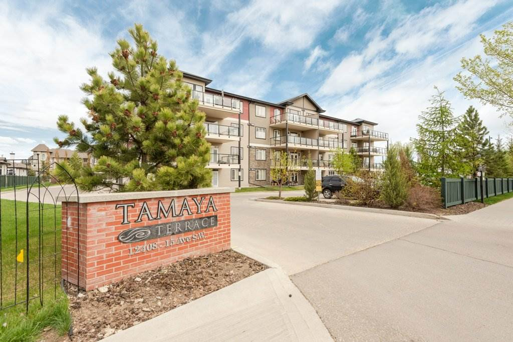 MLS® listing #E4175888 for sale located at 101 12408 15 Avenue