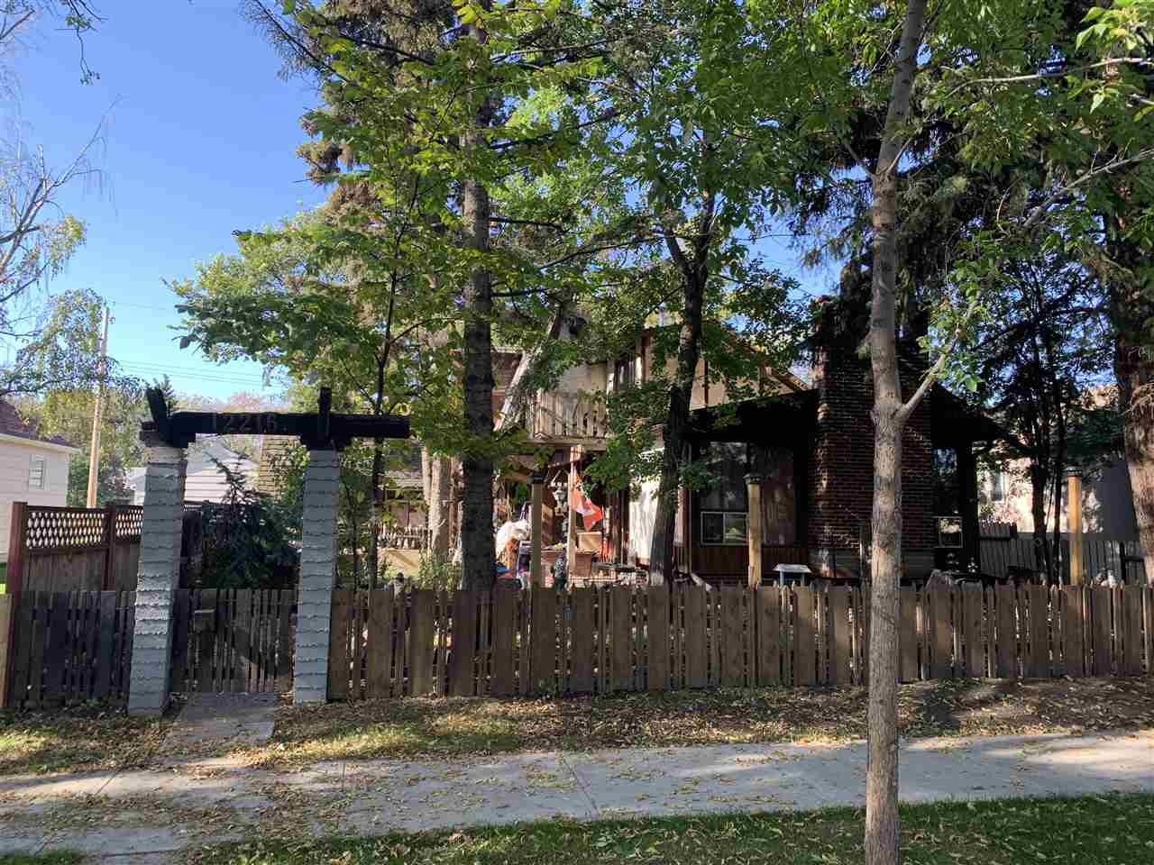 MLS® listing #E4175905 for sale located at 12216 60 Street