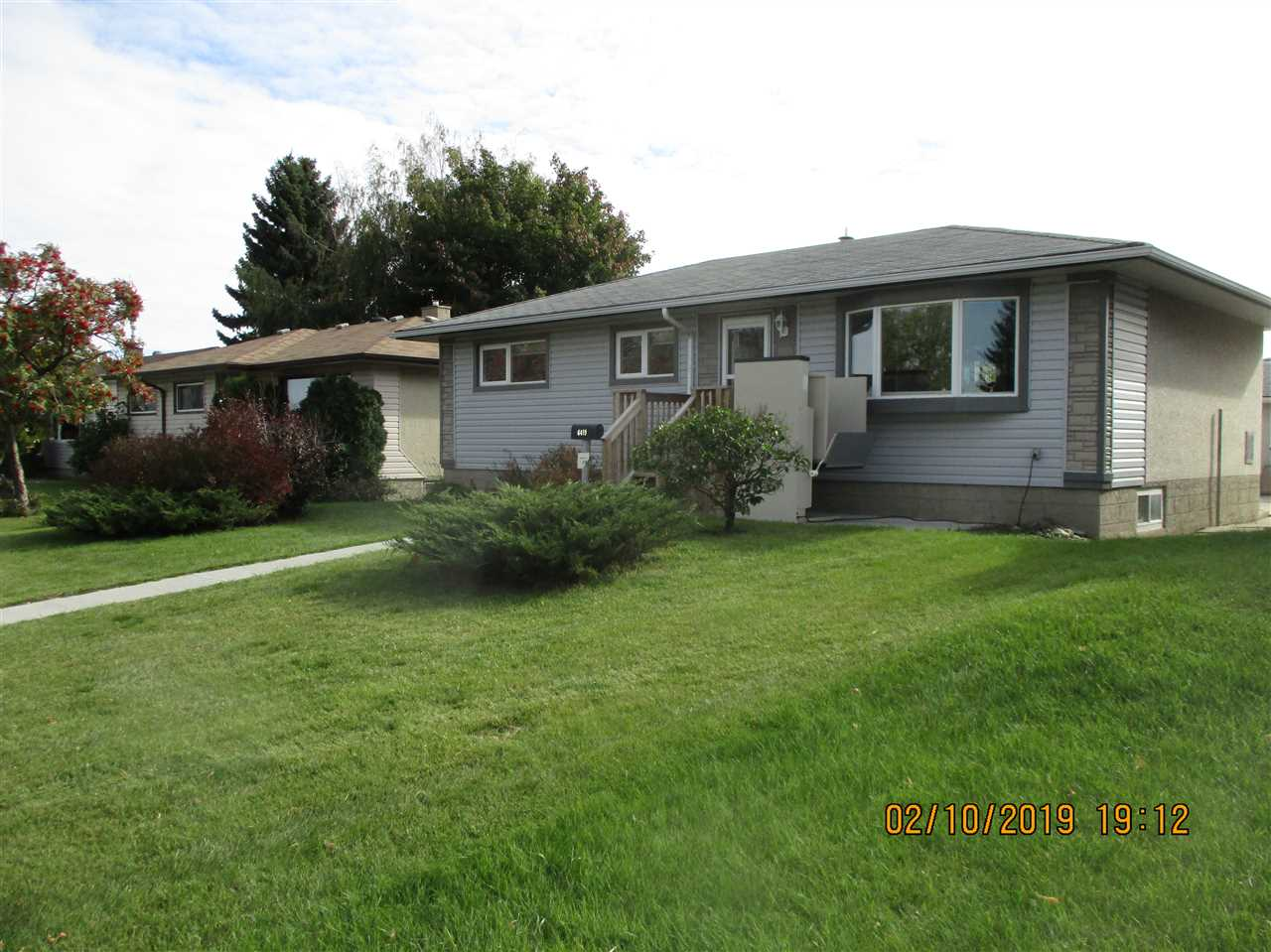 MLS® listing #E4175985 for sale located at 6419 133 Avenue NW