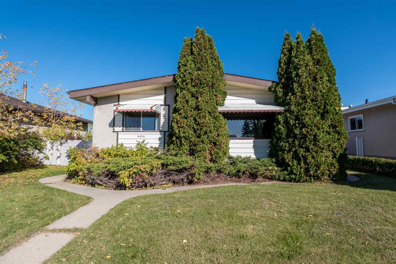 MLS® listing #E4176026 for sale located at 6408 144A Avenue NW
