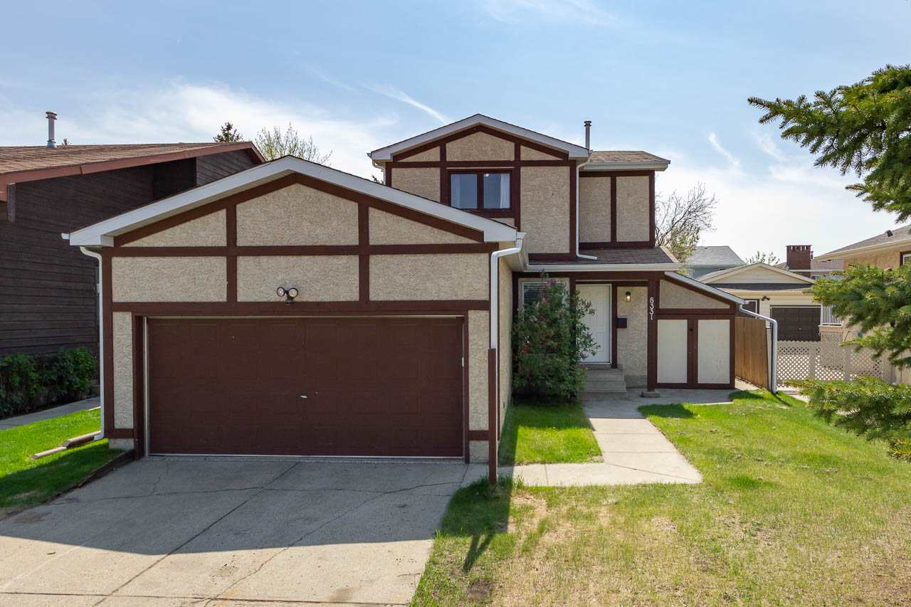MLS® listing #E4176087 for sale located at 8331 152C Avenue