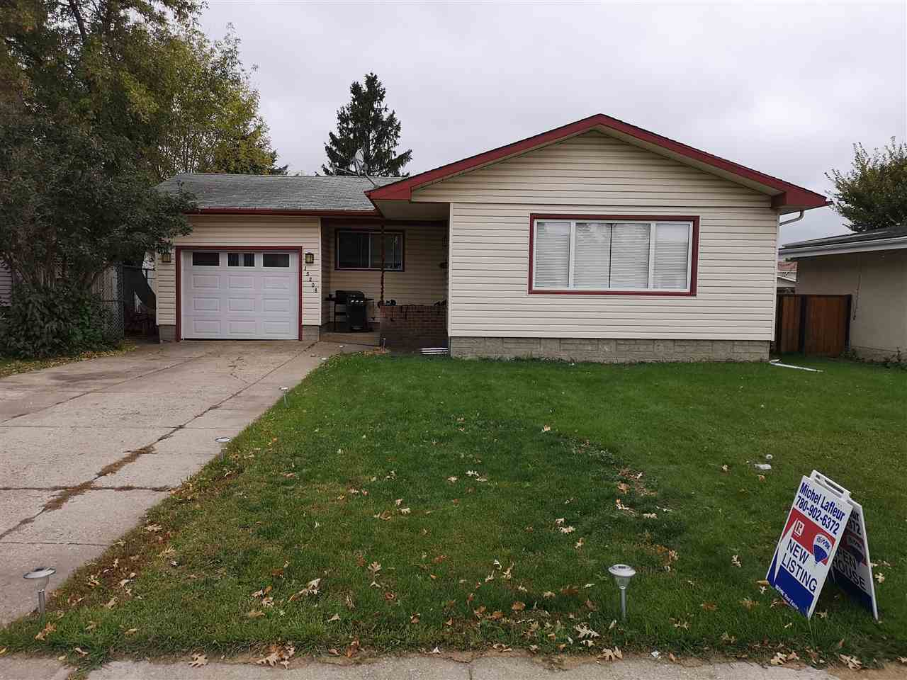 MLS® listing #E4176145 for sale located at 15208 93 Street