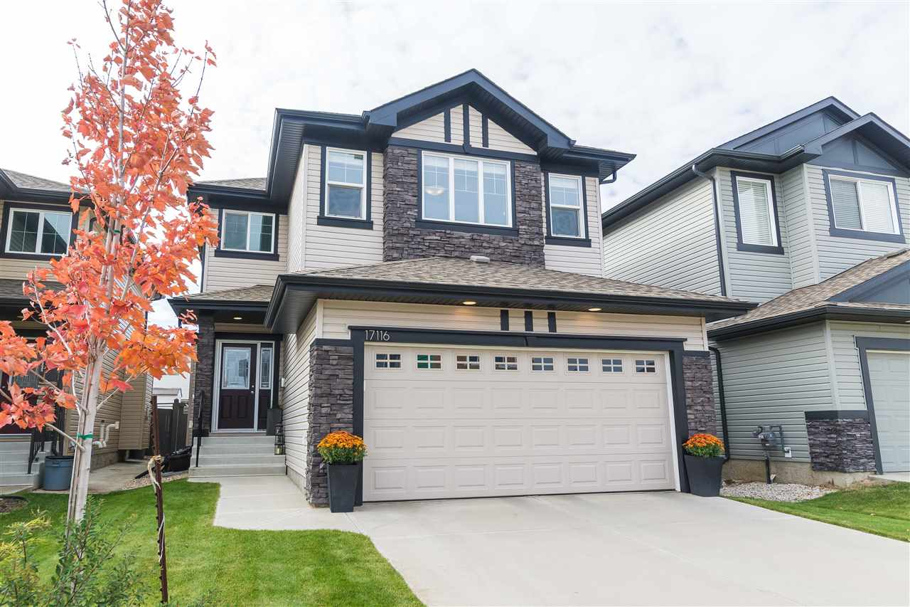 MLS® listing #E4176202 for sale located at 17116 74 Street