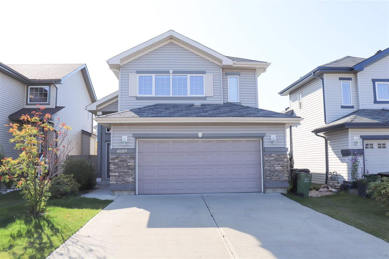 MLS® listing #E4176212 for sale located at 4019 164 Avenue