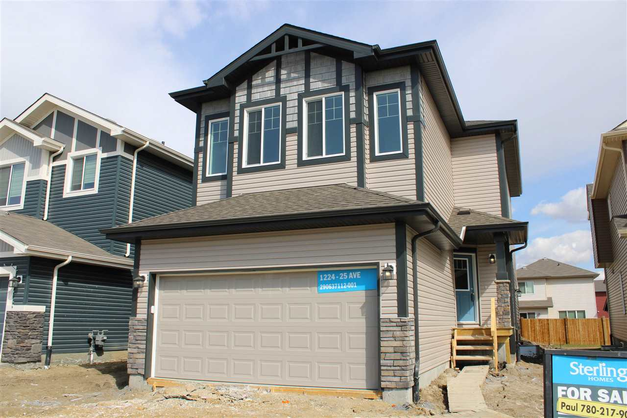 MLS® listing #E4176371 for sale located at 1224 25 Avenue