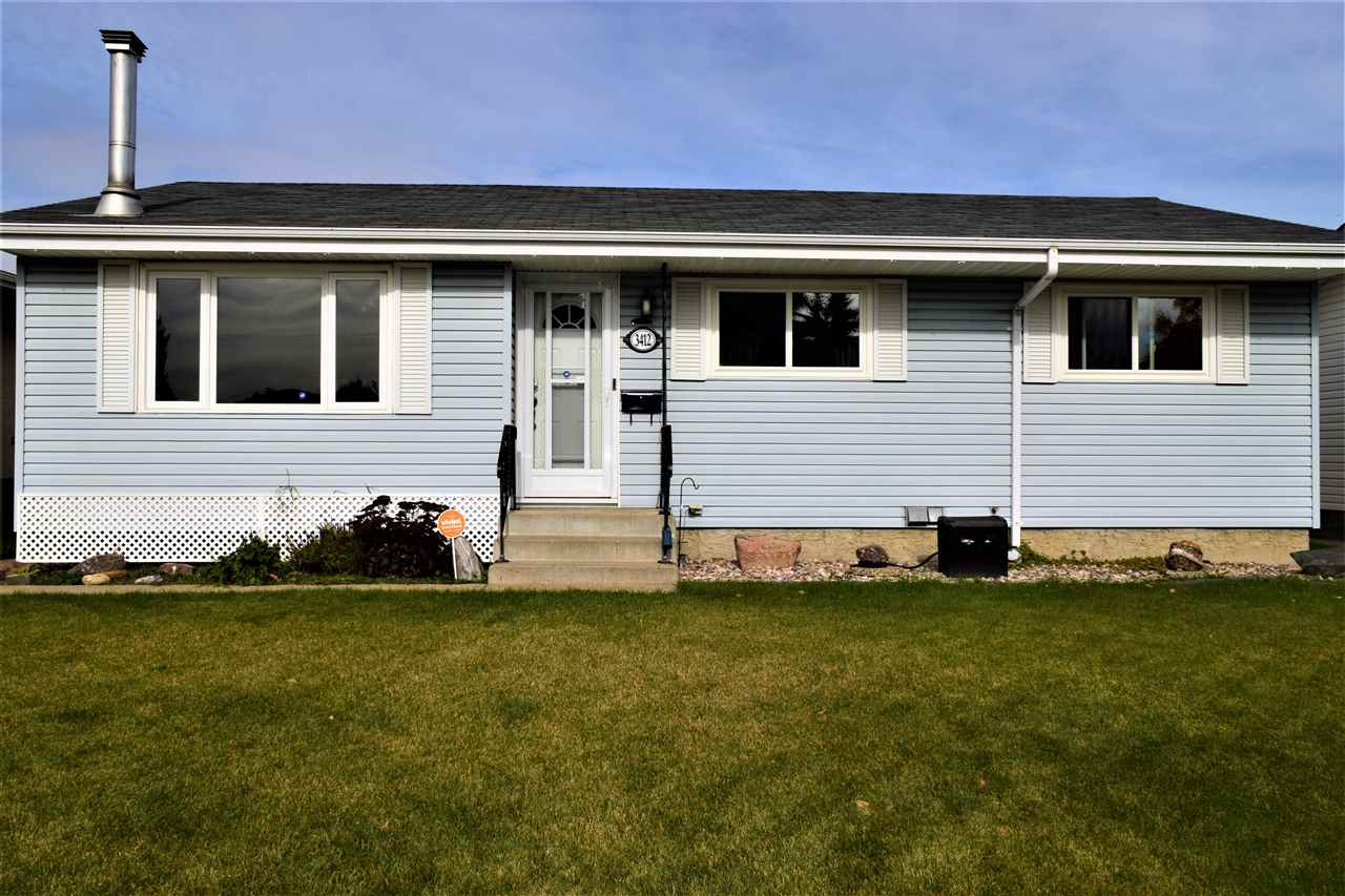 MLS® listing #E4176675 for sale located at 3412 110 Avenue