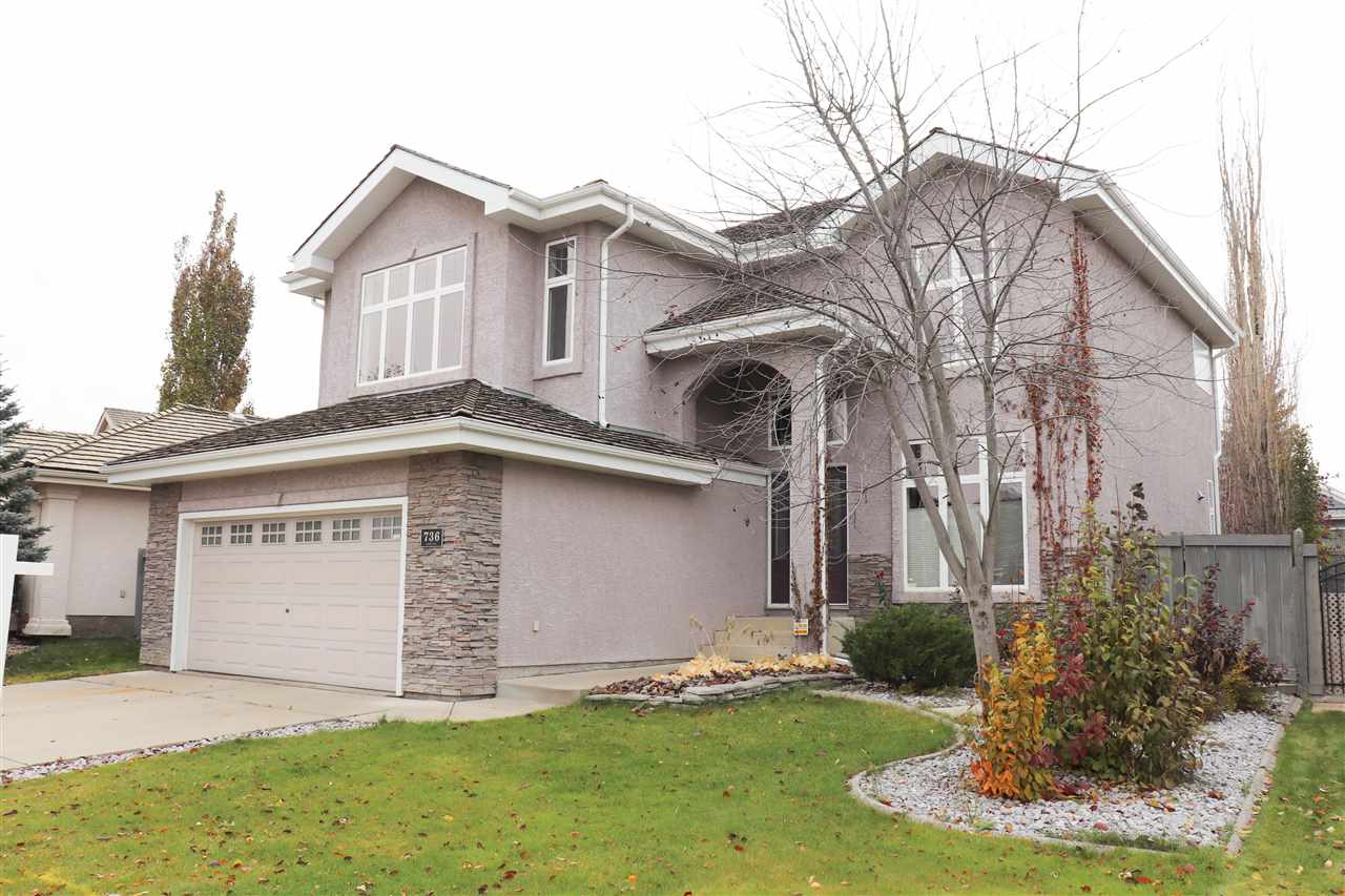 MLS® listing #E4176795 for sale located at 736 DALHOUSIE Way