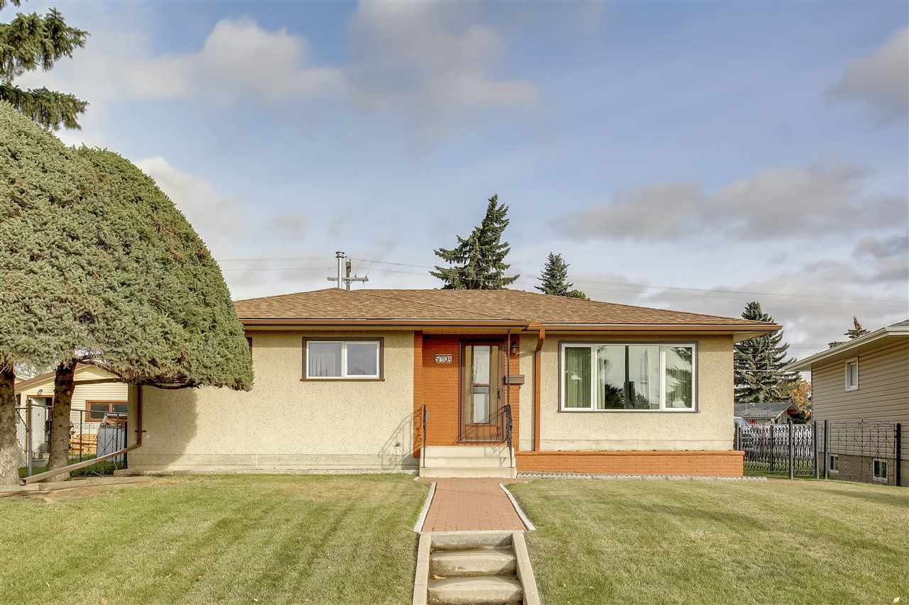 MLS® listing #E4176802 for sale located at 5704 134 Avenue NW