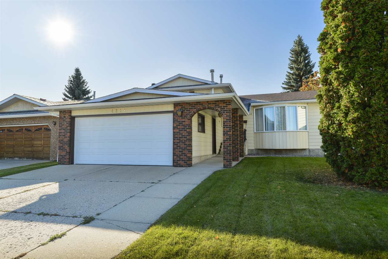 MLS® listing #E4176805 for sale located at 4811 17 Avenue