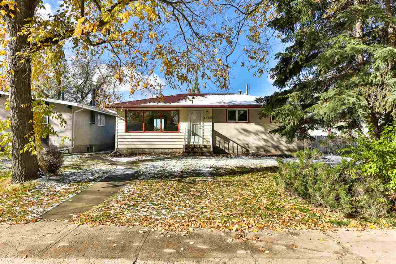 MLS® listing #E4176809 for sale located at 4508 52 Street