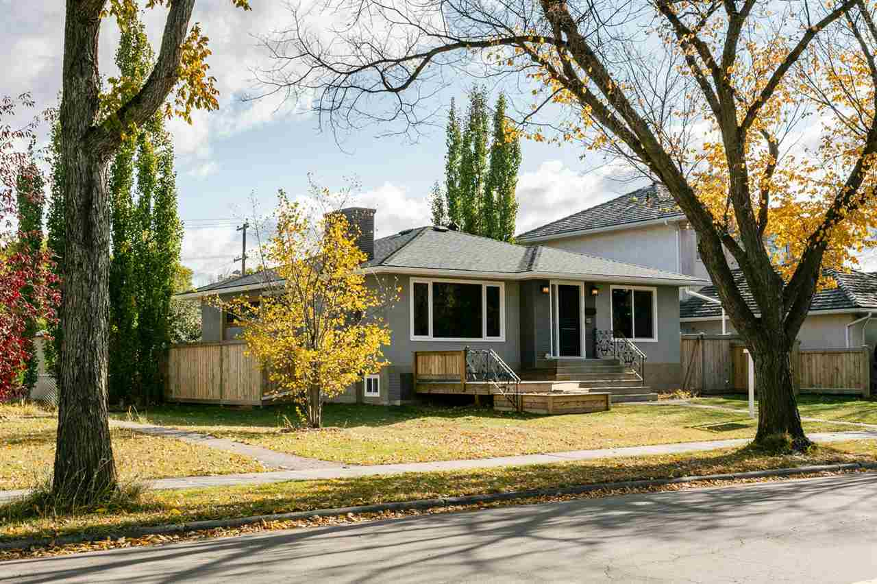 MLS® listing #E4176811 for sale located at 9453 79 Street