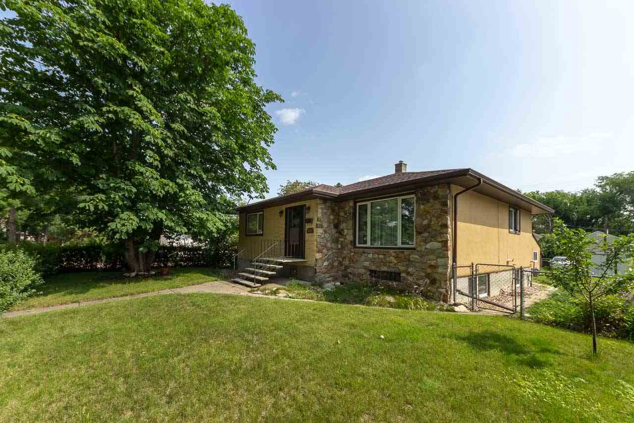 MLS® listing #E4176819 for sale located at 11851 53 Street