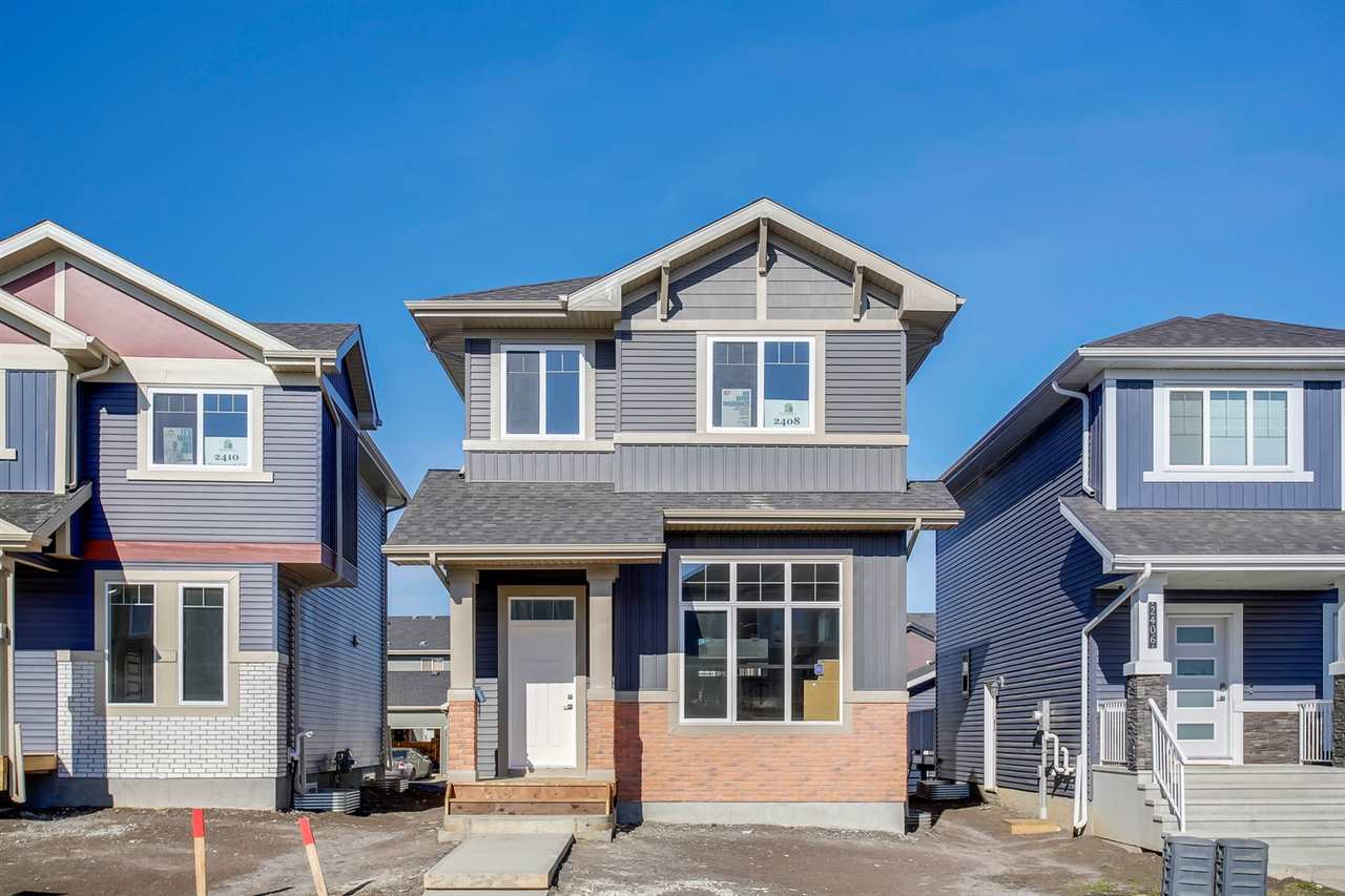 MLS® listing #E4176824 for sale located at 2408 Wonnacott Court