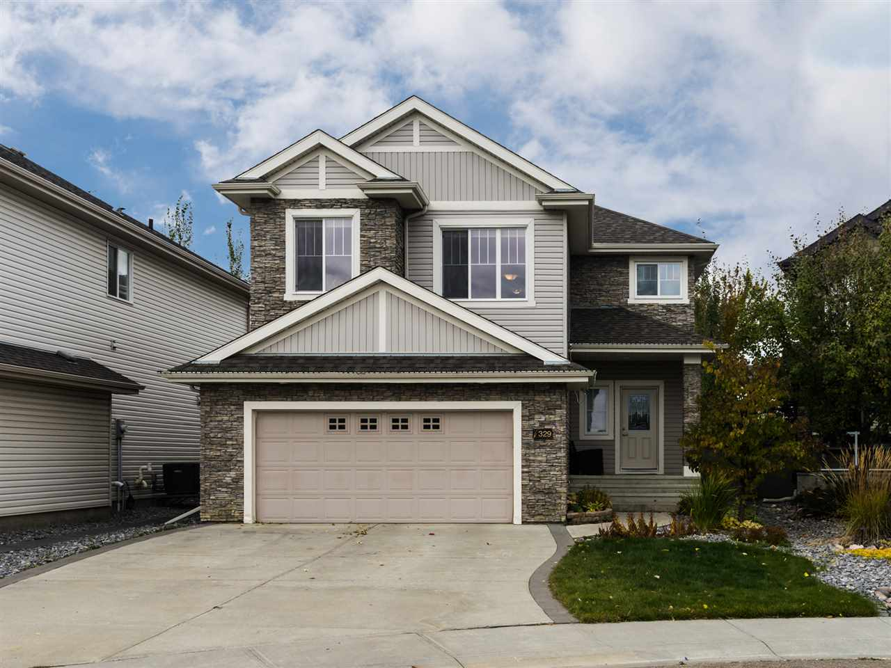 MLS® listing #E4176850 for sale located at 329 CALLAGHAN Close