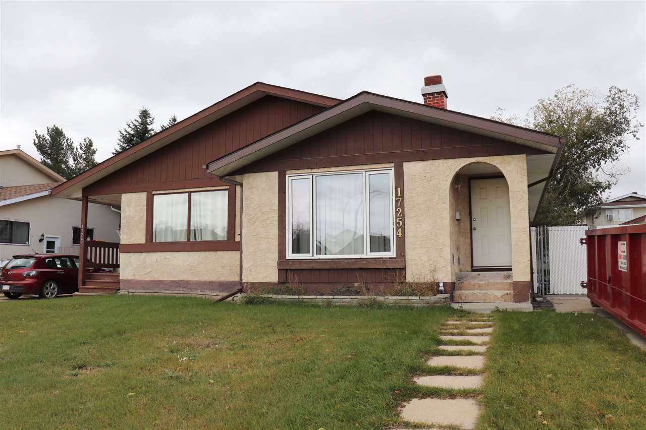 MLS® listing #E4176861 for sale located at 17254 104 Street