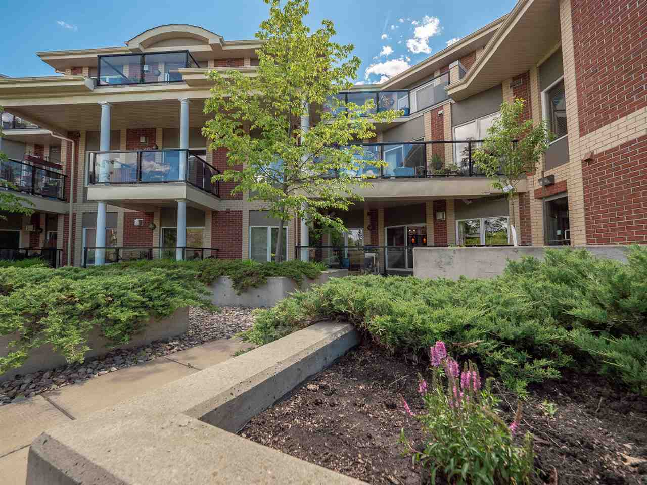 MLS® listing #E4176864 for sale located at 210 9750 94 Street