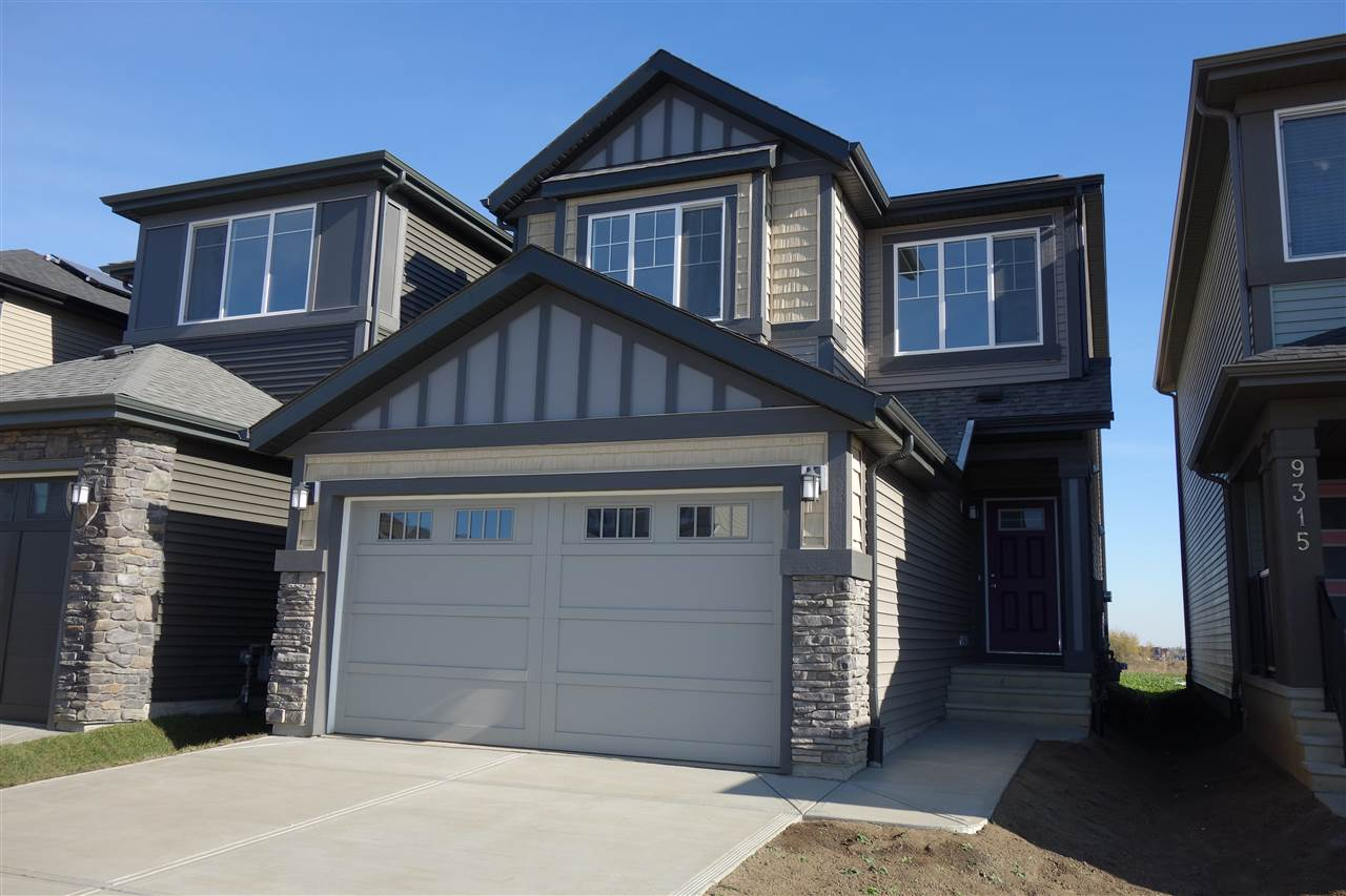 MLS® listing #E4176883 for sale located at 9317 223 Street