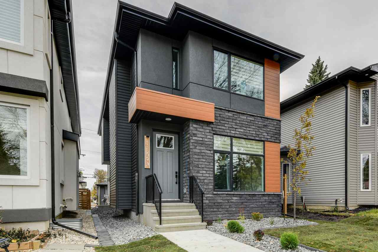 MLS® listing #E4176892 for sale located at 13609A 102 Avenue