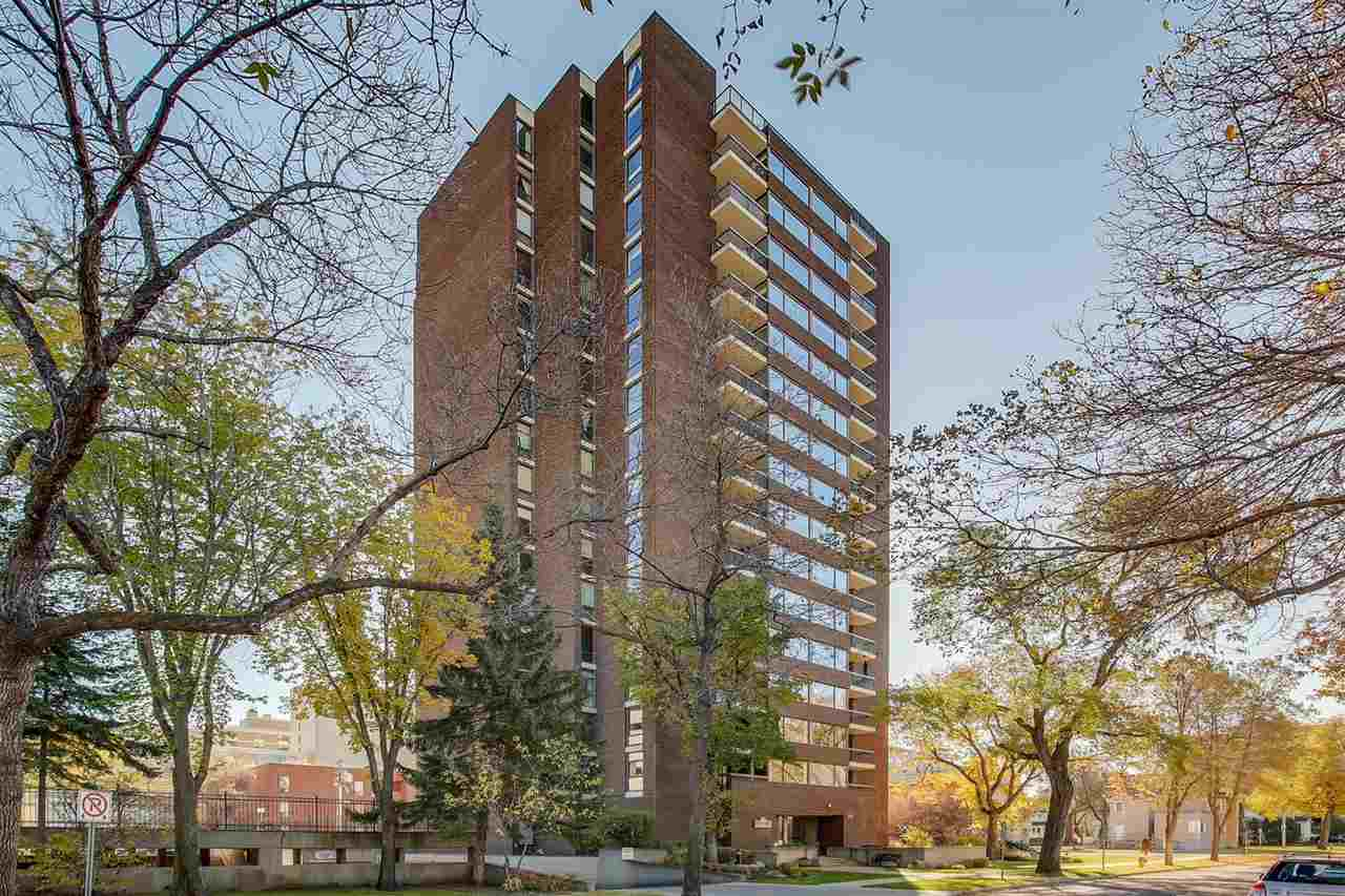 MLS® listing #E4176900 for sale located at 302 10025 113 Street